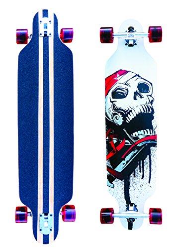 Siva 90150 - Longboard Skull