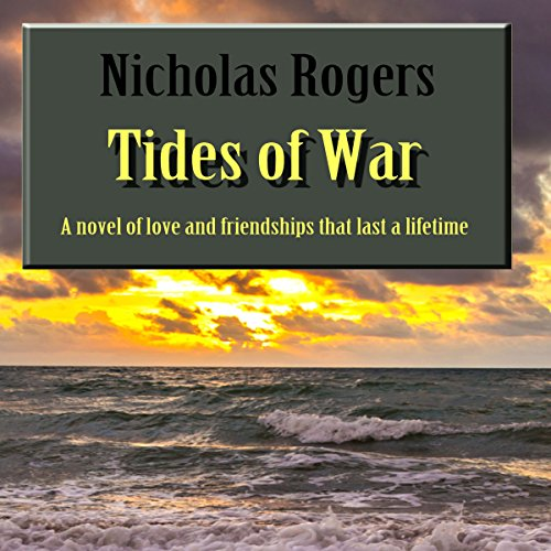 Tides of War audiobook cover art
