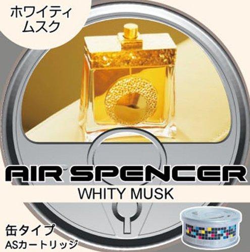 Air Spencer eikosha Fahrzeuge Aromatische Deodorant Druckerpatrone Jede Art Refill Whitey Moschus 40g A43