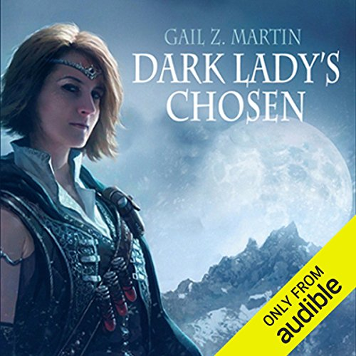 Dark Lady's Chosen audiobook cover art