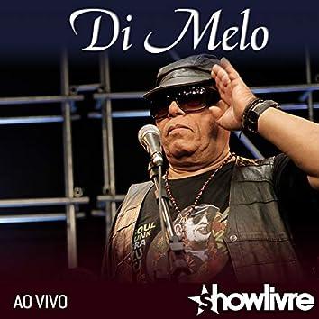 Di Melo no Estúdio Showlivre (Ao Vivo)