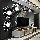 Dalxsh Personnalisé Papier Peint Décoration De La Maison Murale Moderne Mode En...