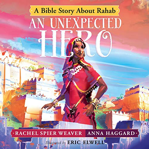 An Unexpected Hero audiobook cover art
