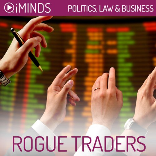 Rogue Traders audiobook cover art