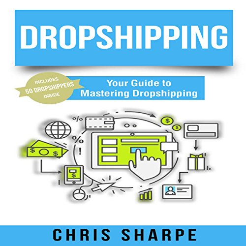 Dropshipping audiobook cover art