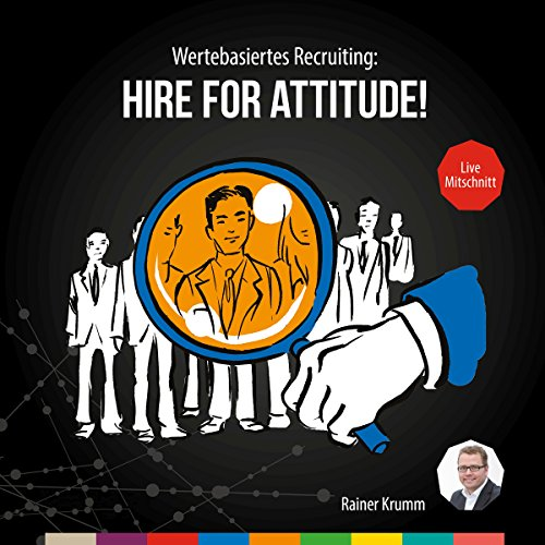 Hire for Attitude Titelbild