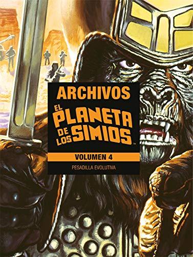 El planeta de los simios - archivos (no poner en la pagina web) no poner pvp al catálogo
