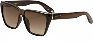 Givenchy 7002/S R99 Metallized Brown 7002/S Square Sunglasses Lens Category 3 L