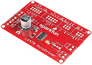 SparkFun (PID 13752) AutoDriver - Stepper Motor Driver (v13)