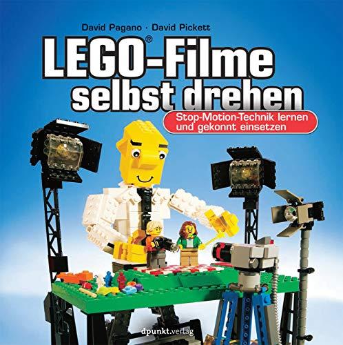 LEGO®-Filme selbst drehen: Stop-Motion-Technik lernen und gekonnt einsetzen
