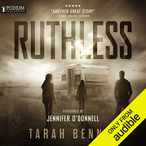 Ruthless audiobook cover art