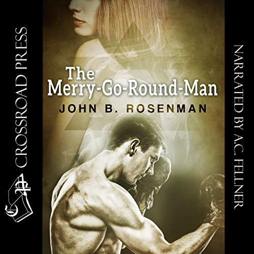 The Merry-Go-Round Man  By  cover art
