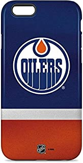 Skinit Pro Phone Case for iPhone 6 - Officially Licensed NHL Edmonton Oilers Jersey Design