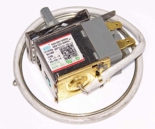 OEM Haier Freezer Thermostat Specifically For HCM071PA, HF09CM10NW, HF11CM10NW, HF13CM10NW, HF15CM10NW, HF18CM10NW