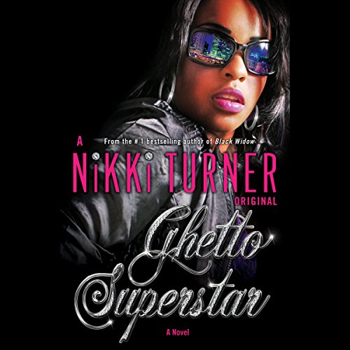 Ghetto Superstar audiobook cover art