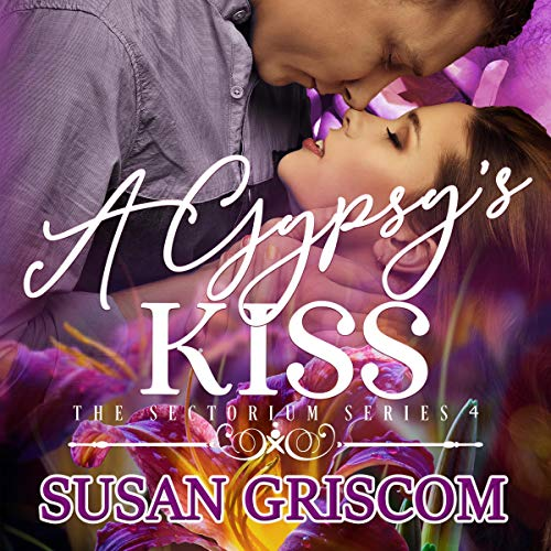 A Gypsy's Kiss audiobook cover art