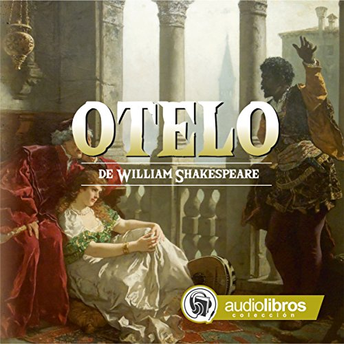 Otelo [Othello] audiobook cover art