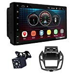 UGAR EX6 7' Android 6.0 DSP Car Stereo Radio Plus 11-615 Fascia Kit Compatible with Ford Transit Connect, Tourneo Connect 2013+