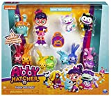 Abby Hatcher, Fuzzly Gift Pack with 12 Collectible Characters and Accessory