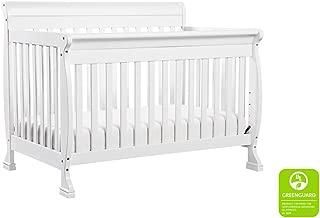 DaVinci Kalani 4-in-1 Convertible Crib in White   Greenguard Gold Certified