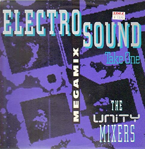 Electro Sound Megamix Take One [Vinyl Single 12'']
