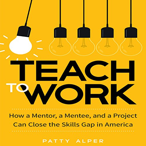 Teach to Work audiobook cover art