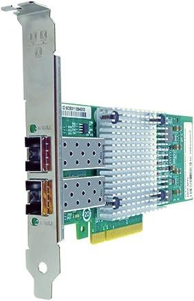 10Gbs デュアルポート Sfp+ Pcie X8 ニックカード (認定リファービッシュ品)