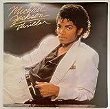 Collect Authentic Michael Jackson 'Thriller' Autographe LP COA #MJ49763