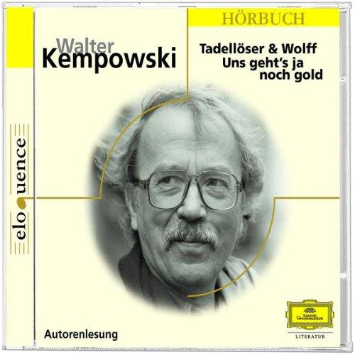 Walter Kempowski: Tadellöser und Wolff. (Hörbuch)