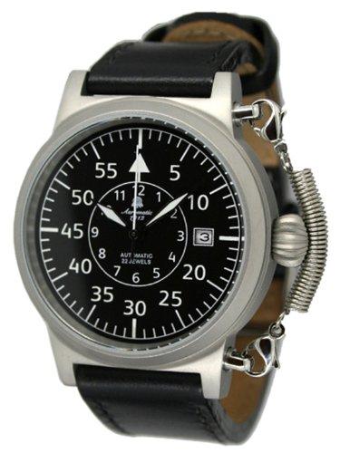 Aeromatic 1912 A1330 - Reloj automático Negro