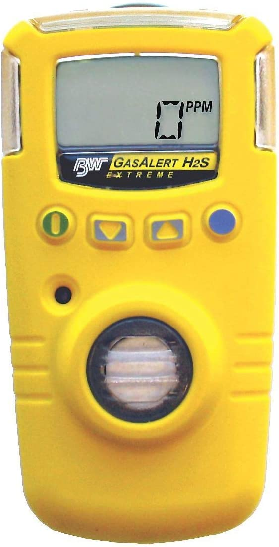 BW Technologies Single Gas Detector Bombing free shipping Monoxide Carbon - GAXT-M-DL Direct store