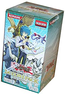 YuGiOh GX Card Game Duelist Pack Booster Box Jesse Anderson (30 Packs)
