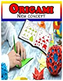 ORIGAMI New Concept: color book | origami for kids under 10 | Ideal for a gift
