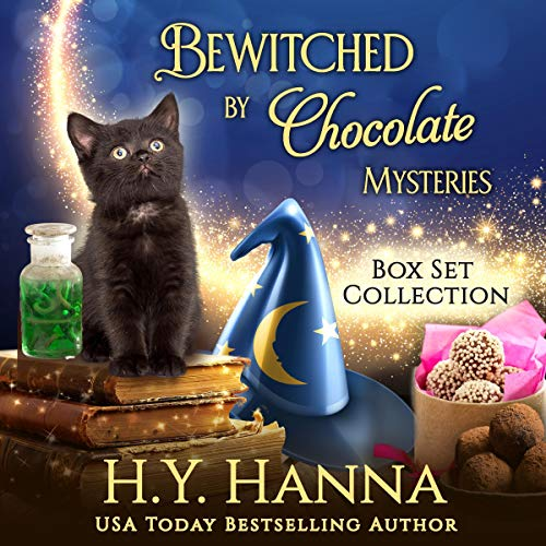 Bewitched by Chocolate Mysteries - Box Set Collection cover art