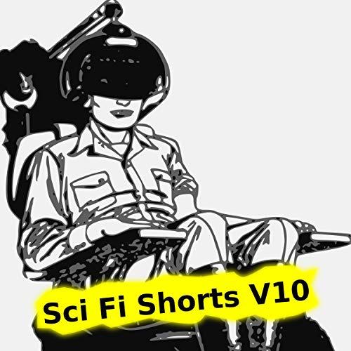 Couverture de Sci Fi Shorts Volume 10