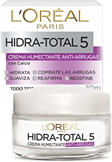 L'Oreal Paris Crema Antiarrugas Hidra Total5, 50 ml