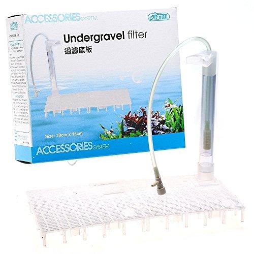 Aquarium Equip ISTA Undergravel Filter 11.8