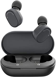 SOUNDPEATS Truedot True Wireless Earbuds with Smart Touch Control 5.0 Bluetooth Headphones HD Stereo Sound, Sports Headset Built-in Mic Total 22 Hours Playtime
