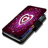 Book Style Flip Handy Tasche Hülle Schutz Hülle Foto Schale Motiv Etui für LG L Bello - A52 Design10