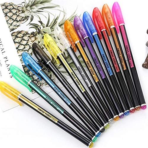 Penne  Scrittura  in vari colori