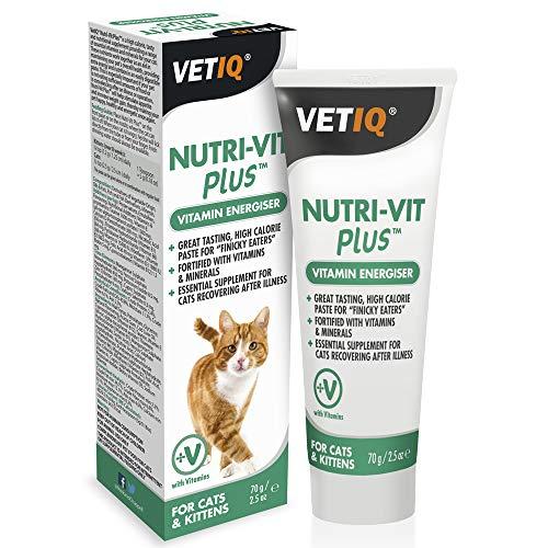 M&C Nurish-UM Paste Vitamin & Mineral Supplement for Cats 70g