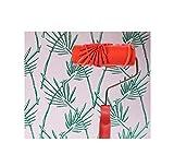 24station Herramienta de Bricolaje de Pintura de la Pared del Rodillo de Pintura en Relieve clásico Pared DIY, Patrón 07