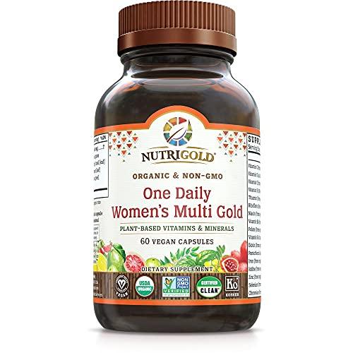 NutriGold Women's Once Daily Multiv…