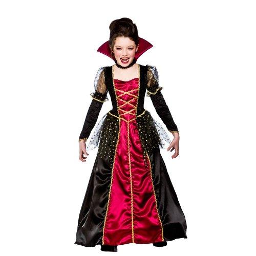 Princesse Vampira Filles Halloween / Carnaval Costume - XL - 11/13 ans - 146 / 158cm