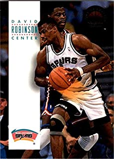 1993-94 SkyBox Premium #168 David Robinson NBA Basketball Trading Card