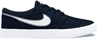 Men's Nike SB Solarsoft Portmore II Canvas Premium Skateboarding Shoe