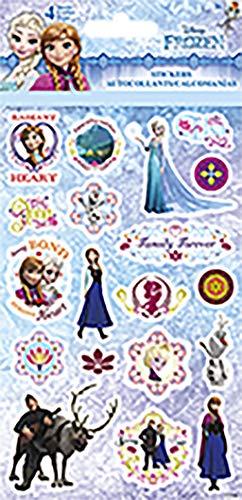 Sandylion Disney Stickers 4 Sheets-Frozen