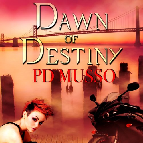 Dawn of Destiny audiobook cover art