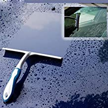Window Repair - cm Automobiles Car Window Cleaner Glass Water Scraper Wholesale Car Windshield Cleaning Water Scraping Car Accessories ()