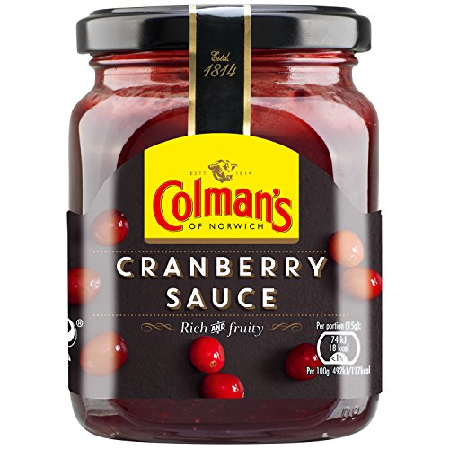 Colmans of Norwich Cranberry Sauce 165g